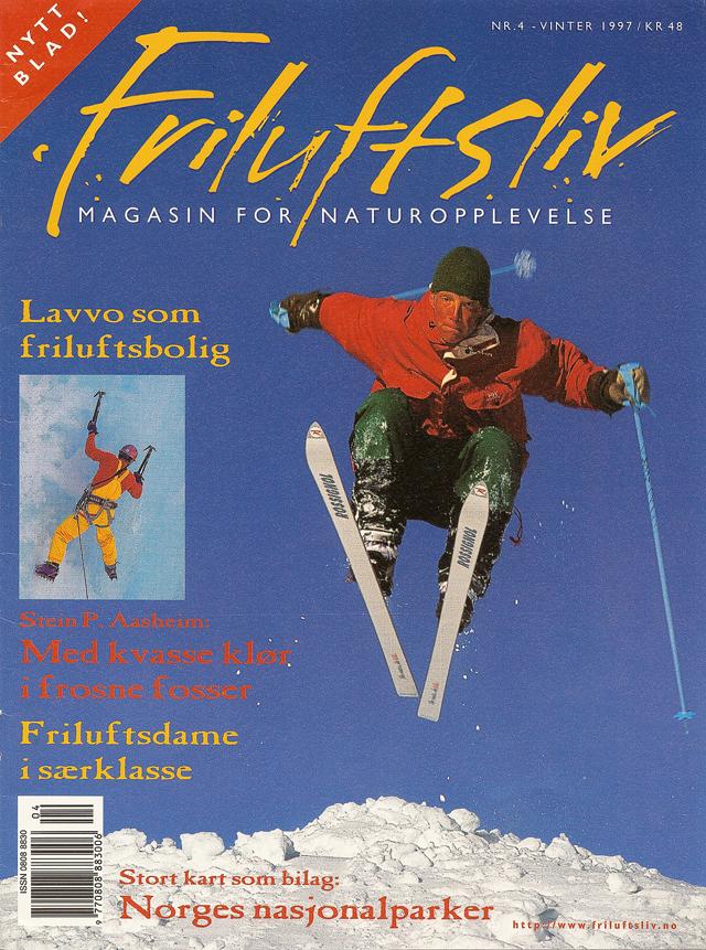 Friluftsliv, nr 4 – 1997