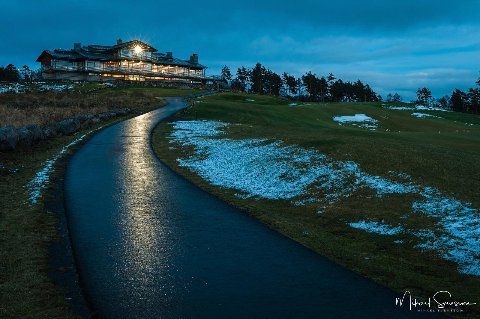 Hills golfbana, Mölndal