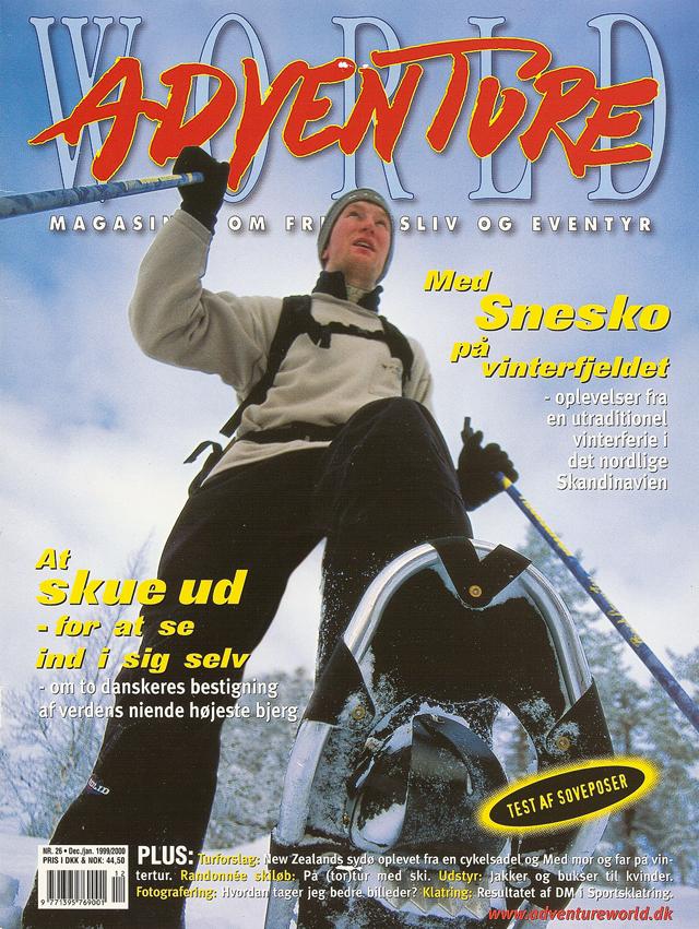 Adventure World, nr 26 – 1999.