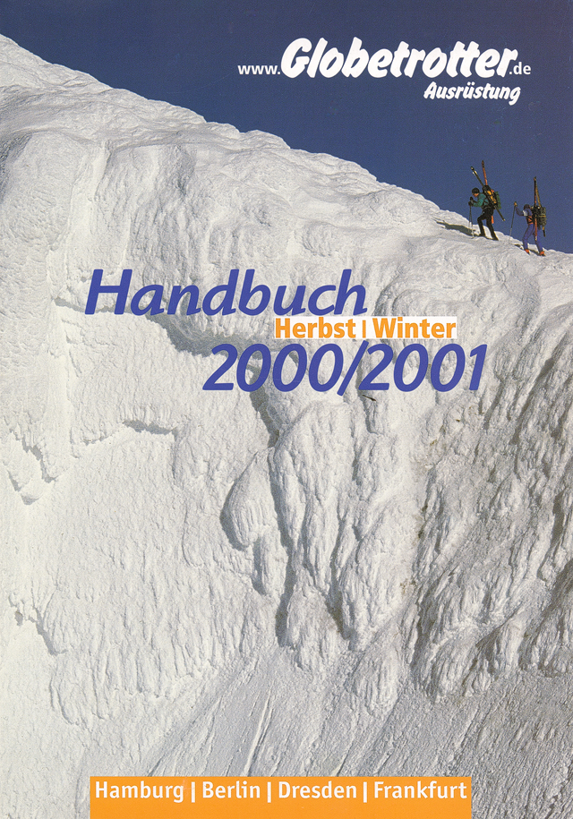 Globetrotter Handbuch 2000 / 2001