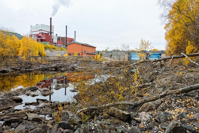 Kvarnsvedens pappersbruk, Borlänge