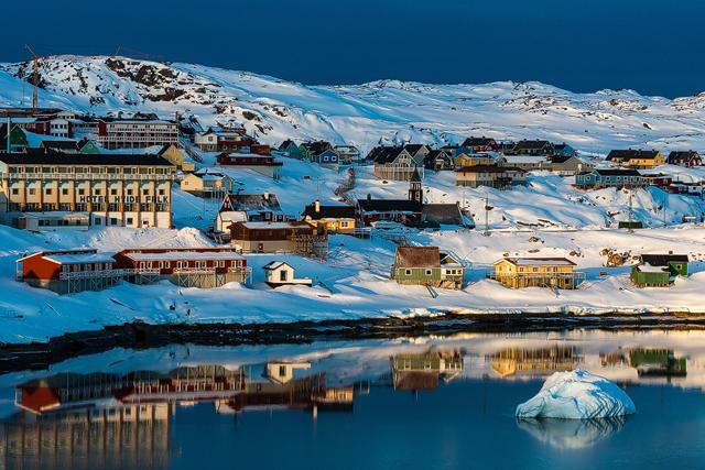 Ilulissat, Grönland