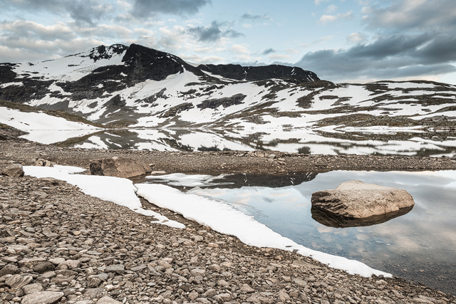 Sognefjell, Jotunheimen, Norge