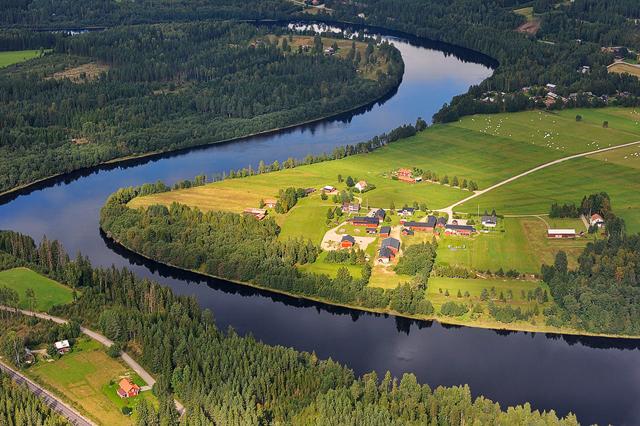 Klarälven, Värmland