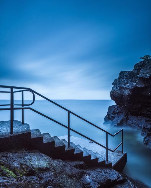 Stocklycke hamn, Vättern