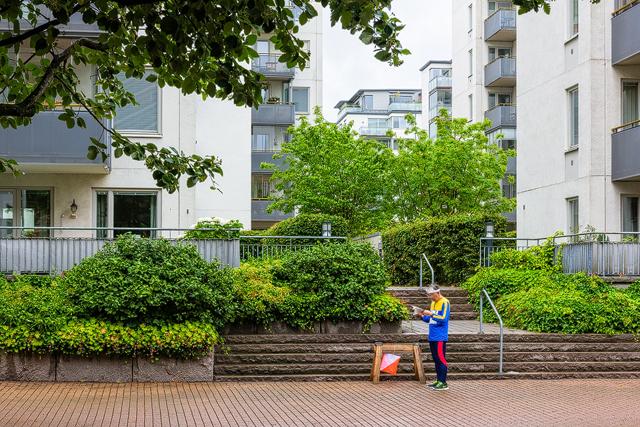 WMOC Sprint Qualification 2015, Göteborg