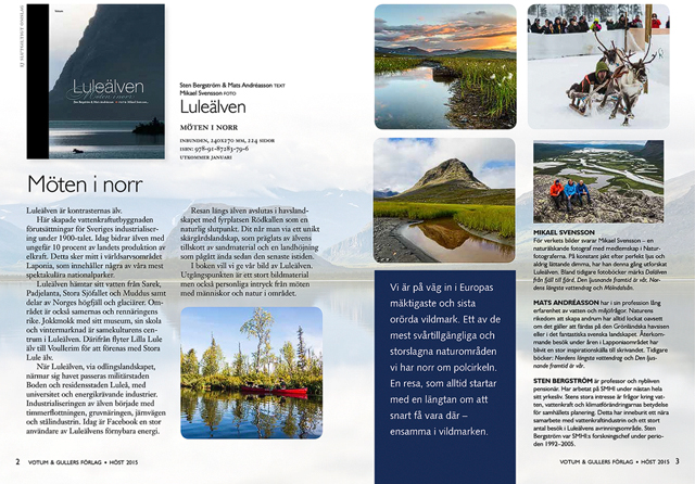 Luleälven – Möten i norr
