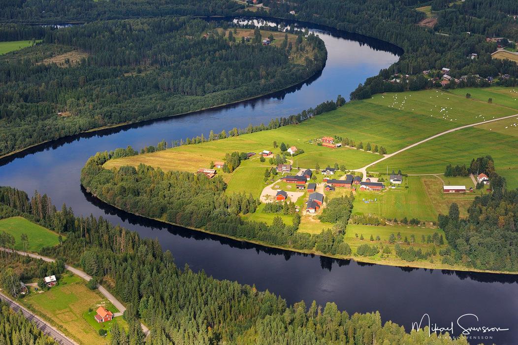 Nordens längsta vattendrag - Klarälven, Värmland