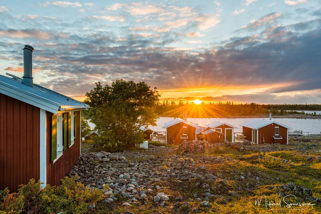 Luleälven - möten i norr. Brändöskär, Luleå skärgård