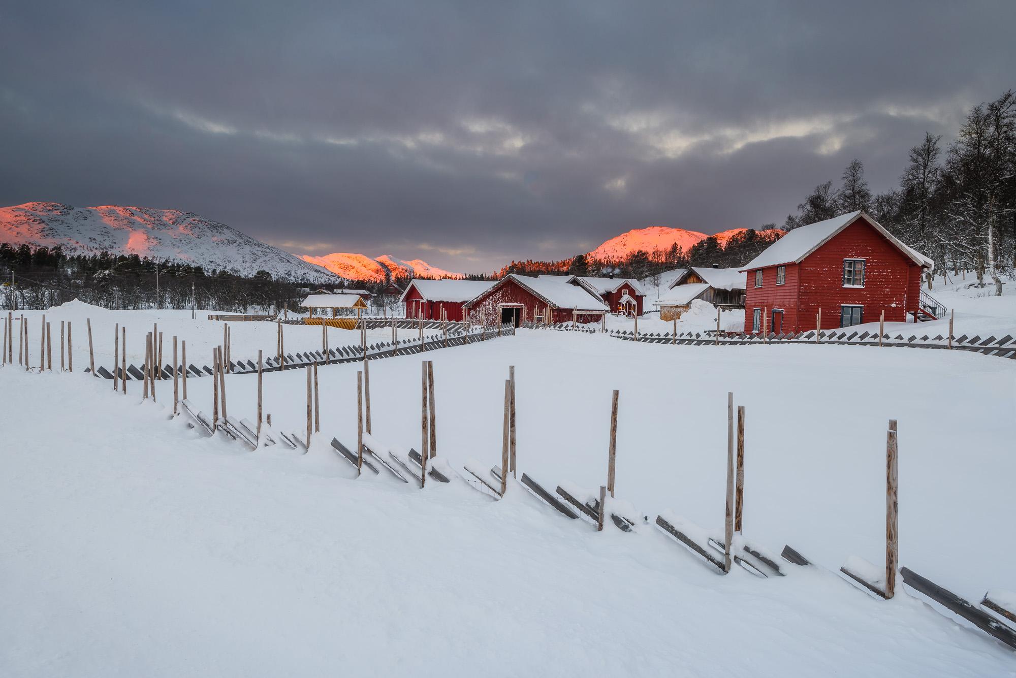 Elgådalen, Hedmark fylke, Norge