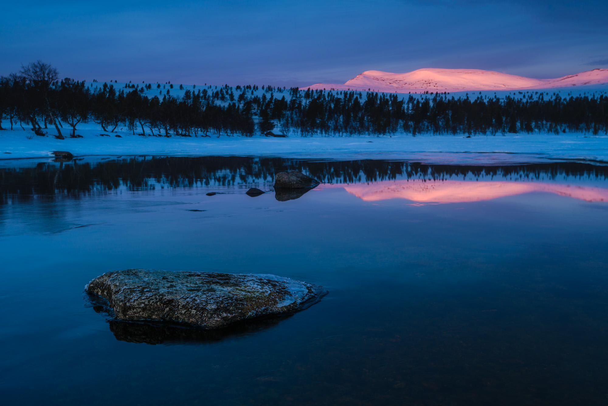 Grövelsjön, Dalarna