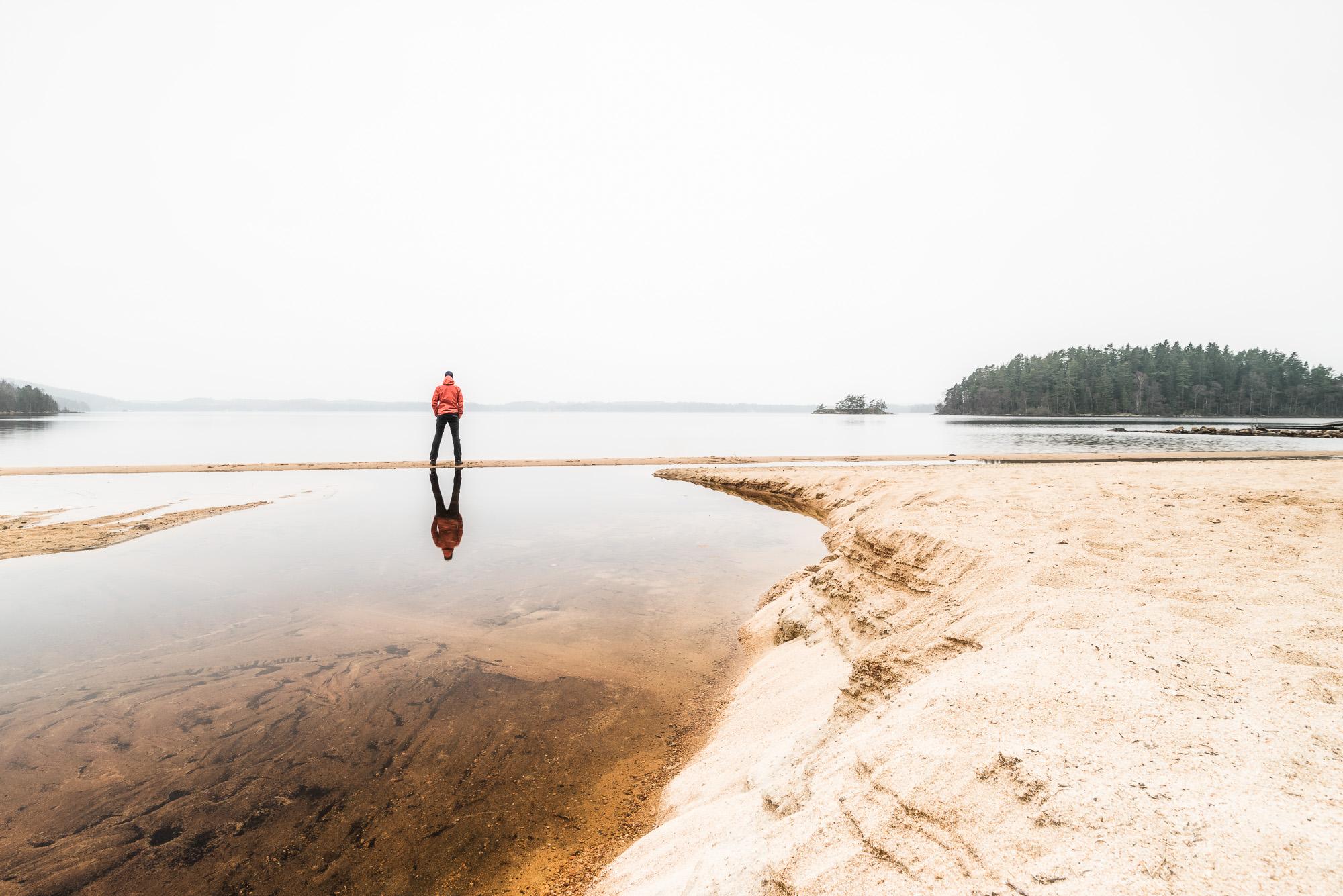 Östra Nedsjön, Bollebygd kommun