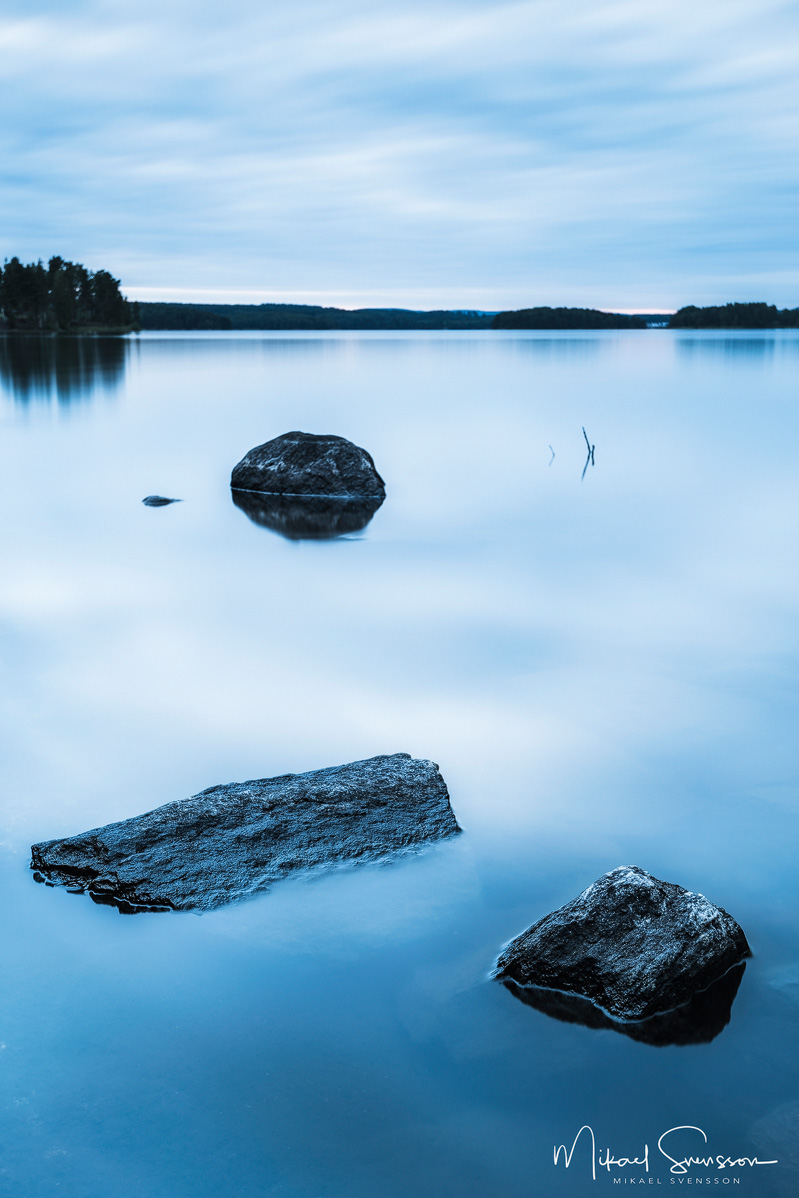 Bysjön, Åmotsfors
