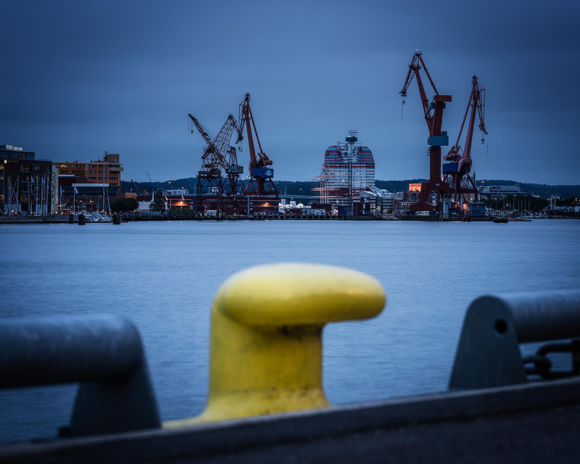 Stigbergskajen, Göteborg