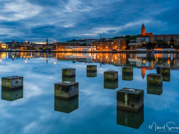 Lindholmen, Göteborg. Foto: Mikael Svensson, www.mikaelsvensson.com