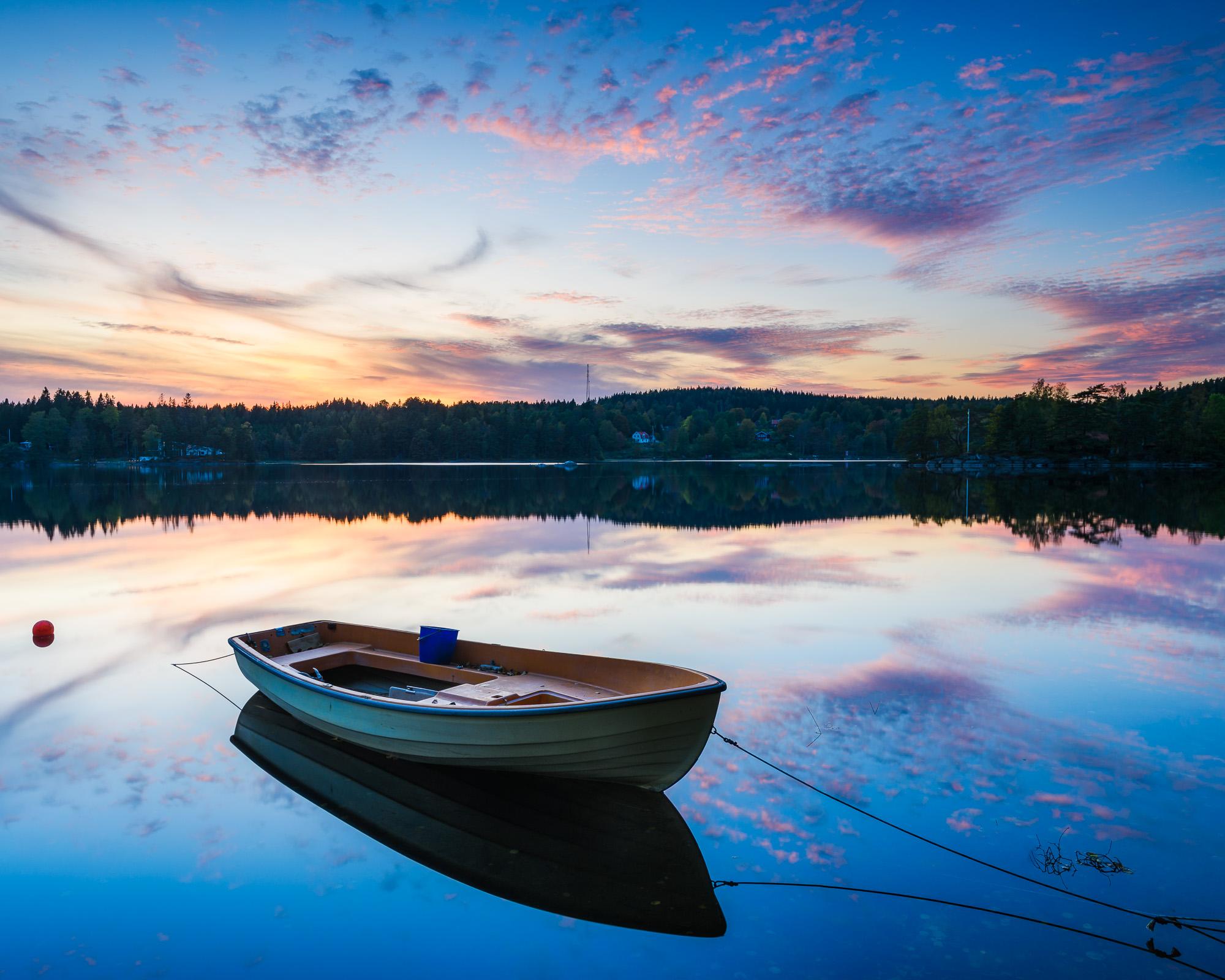 Stora Härsjön, Lerums kommun