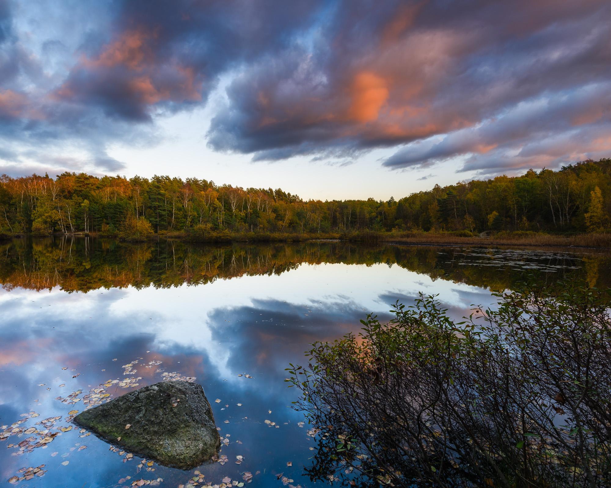 Änggårdsbergen Naturreservat, Göteborg