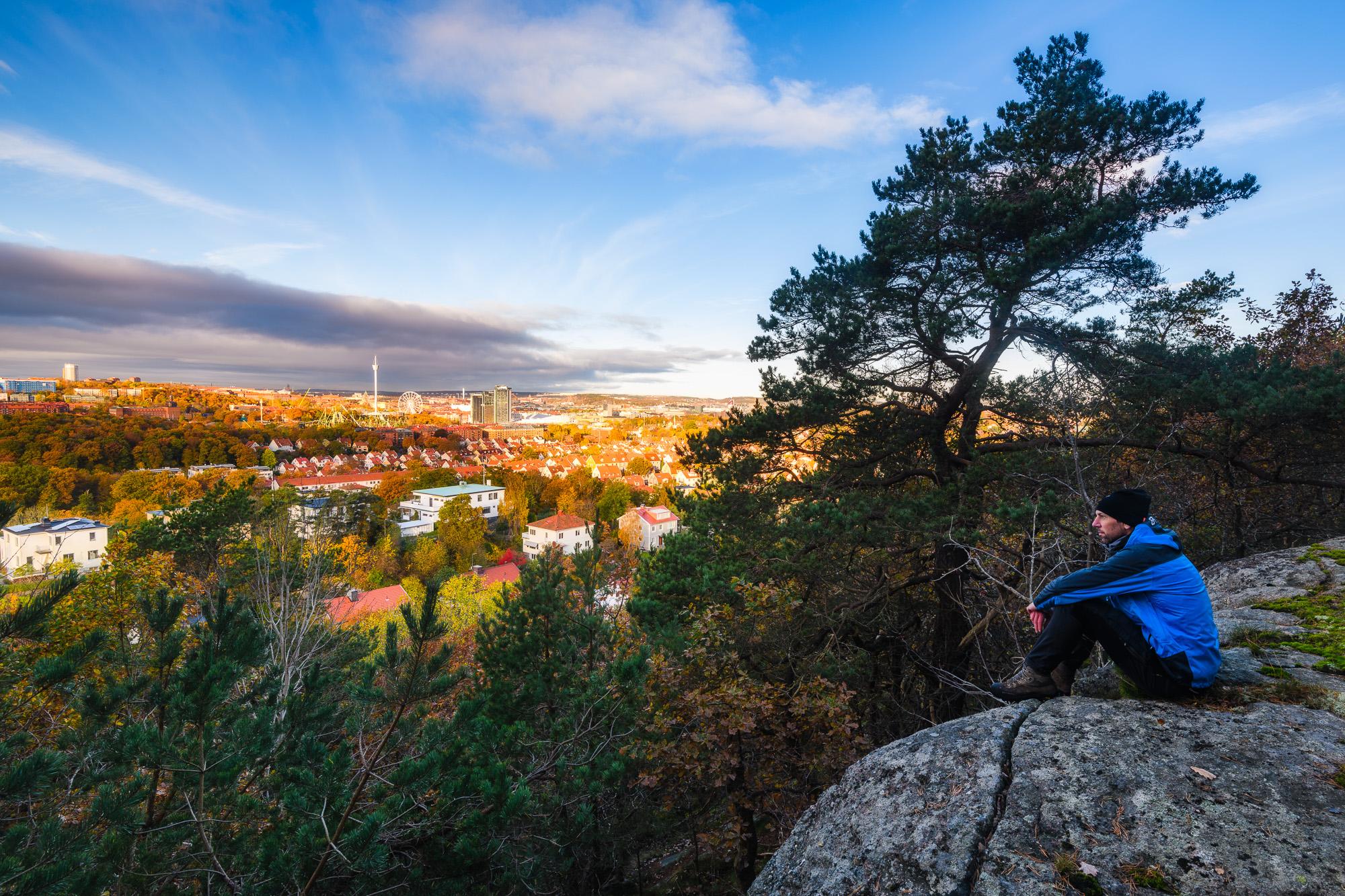 Delsjöområdet, Göteborg