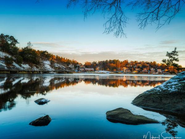 Rådasjön, Mölndal. Foto: Mikael Svensson, www.mikaelsvensson.com
