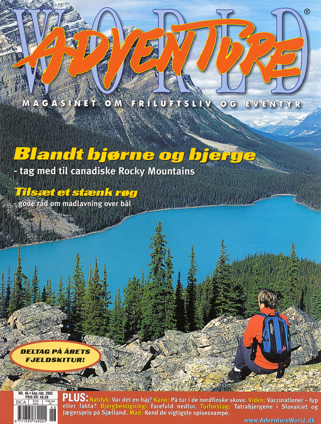 Adventure World, nr 46 – 2002