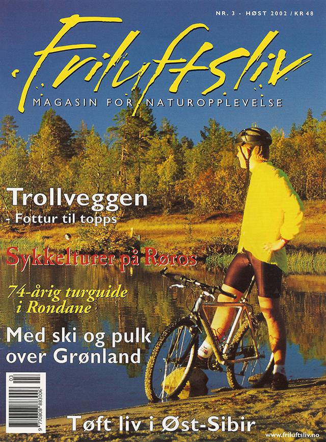Friluftsliv, nr 3 – 2002