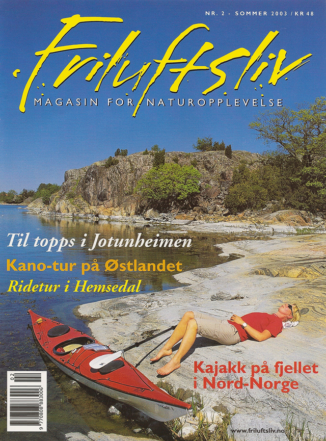 Friluftsliv, nr 2 – 2003