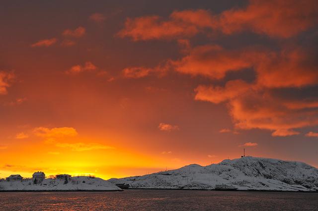 Sakrisøy, Lofoten, Norge