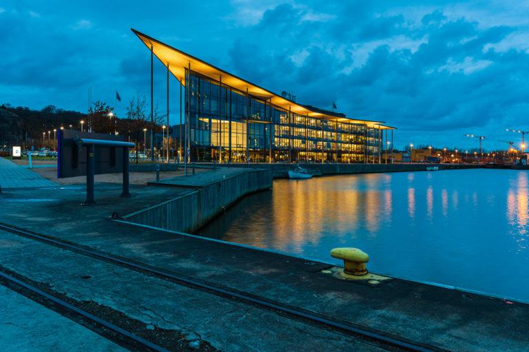 Kanalhuset, Göteborg.