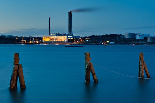 Göteborg Energi, Göta Älv