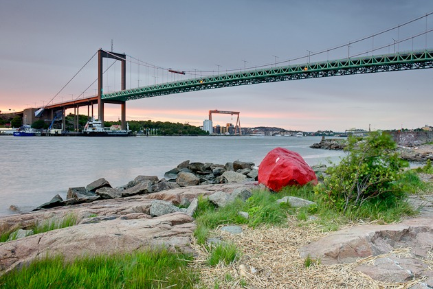 Röda Sten, Göteborg