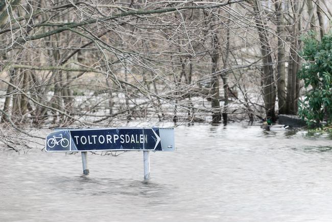Göteborgsvägen, Mölndal