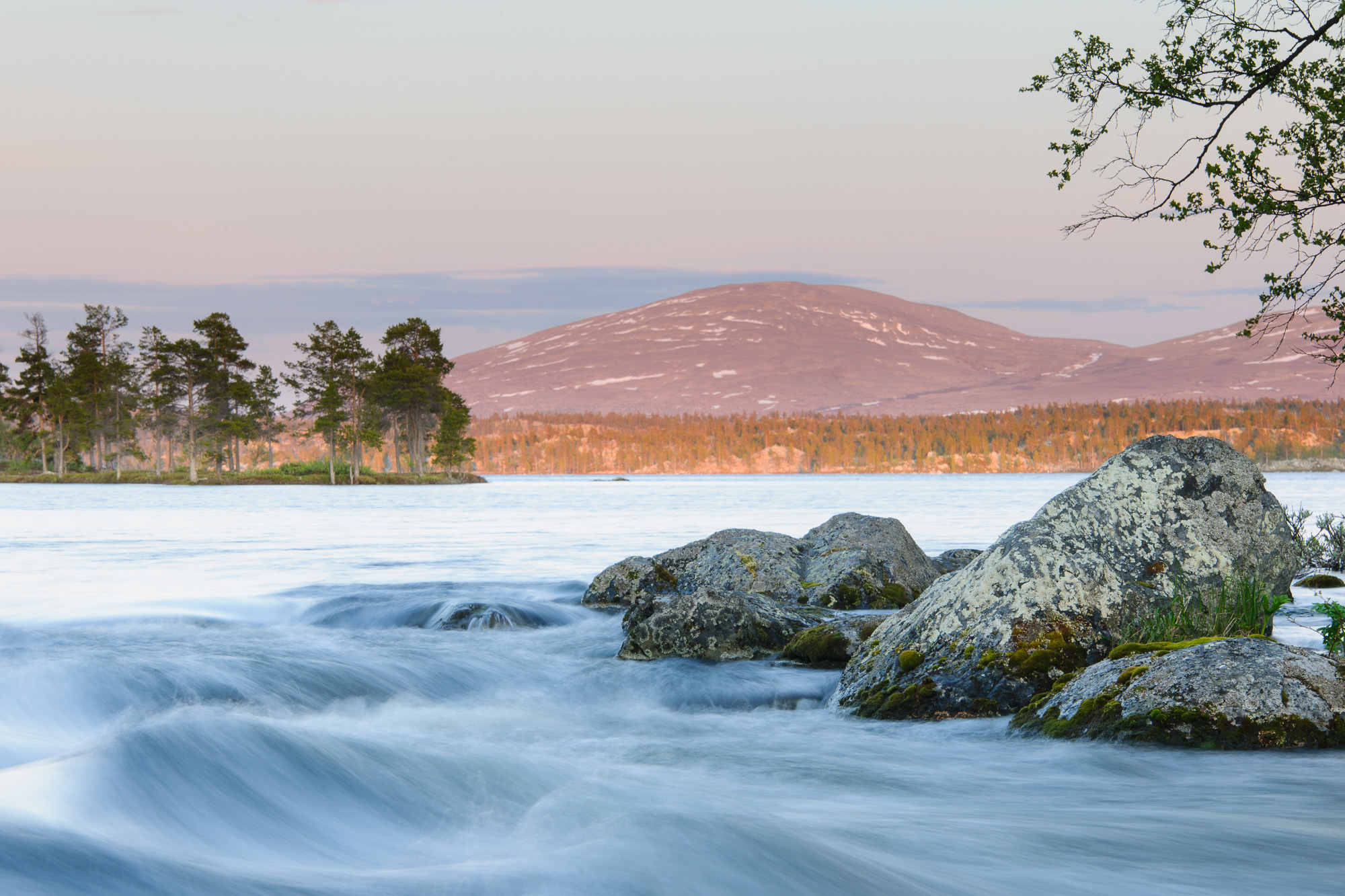 Nedre Roasten, Femundmarka, Norge