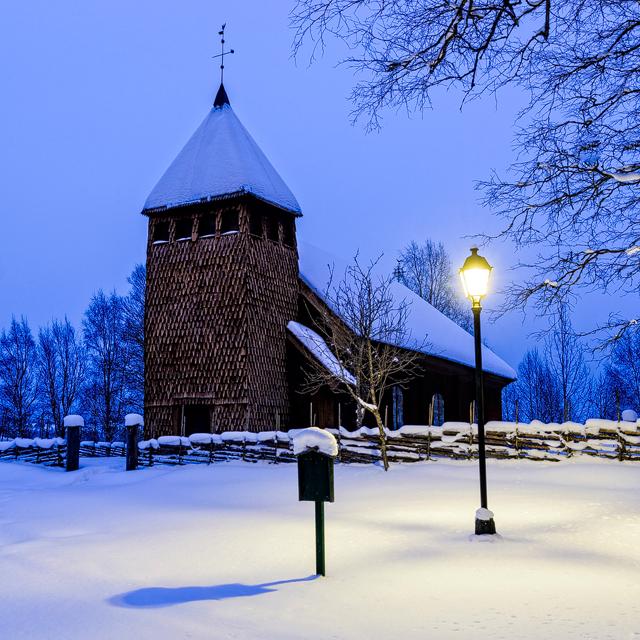 Särna gammelkyrka är en kyrkobyggnad intill Österdalälven i Särna. Den tillhör Idre-Särna församling i Västerås stift.