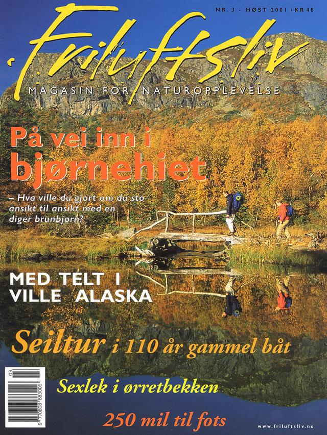 Friluftsliv, nr 3 – 2001