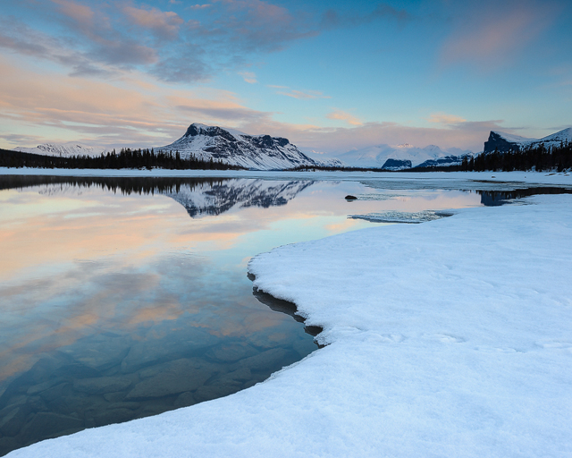 Laitaure, Lappland