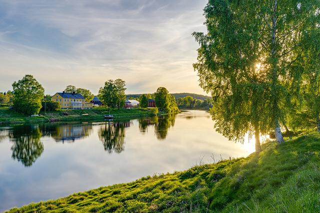 Myckleby, Dalälven