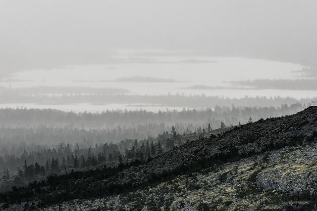 Stor Våndsjövålen, Hävlingen, Dalarna