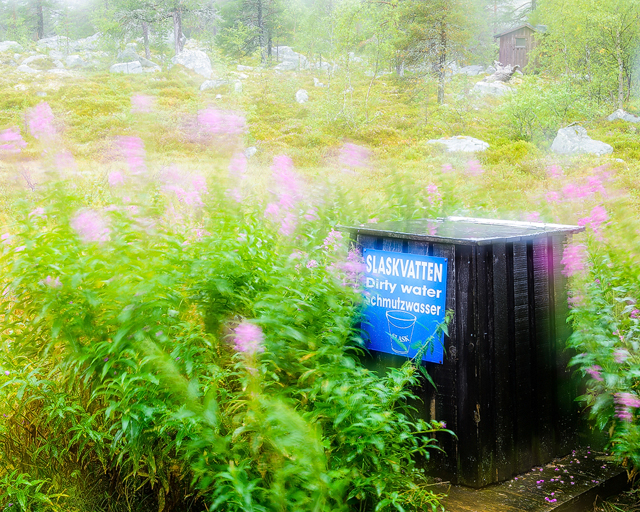 Våndsjöstugan, Dalarna