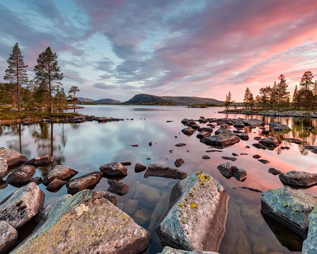 Stor-Våndsjön, Dalarna