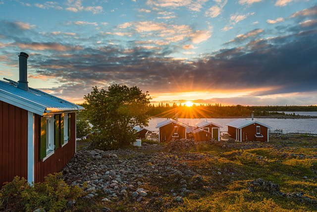 Brändöskär, Luleå skärgård, Norrbotten