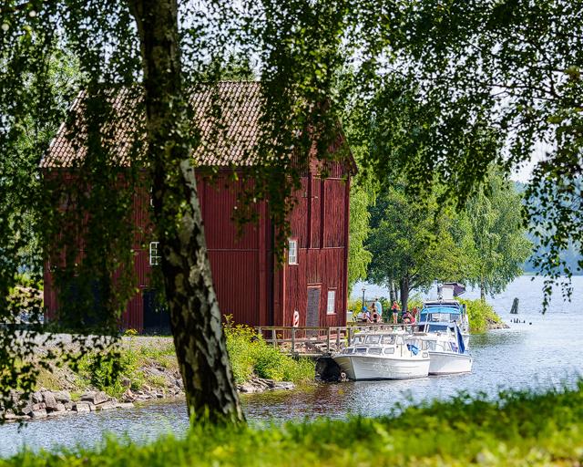 Borgvik, Grums kommun.