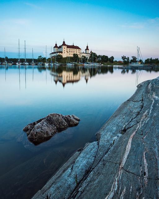 Läckö Slott, Kållandsö