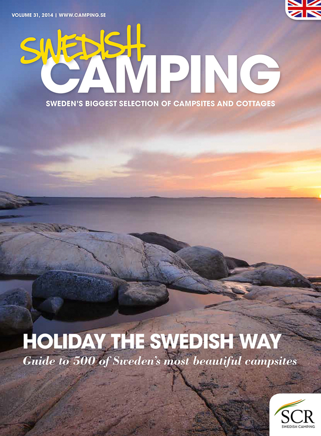Swedish camping 2014