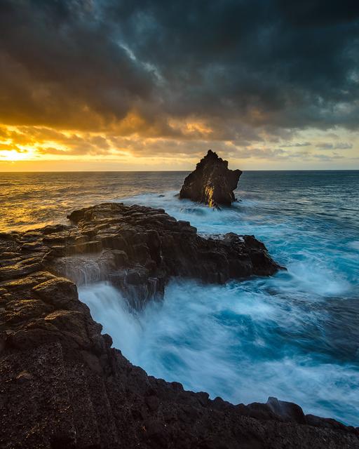 Ilhéu de Santa Catarina, Madeira.