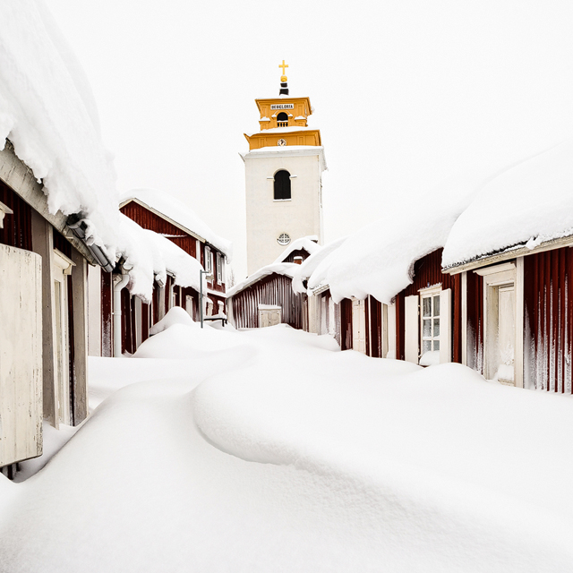 Gammelstads Kyrkby, Luleå
