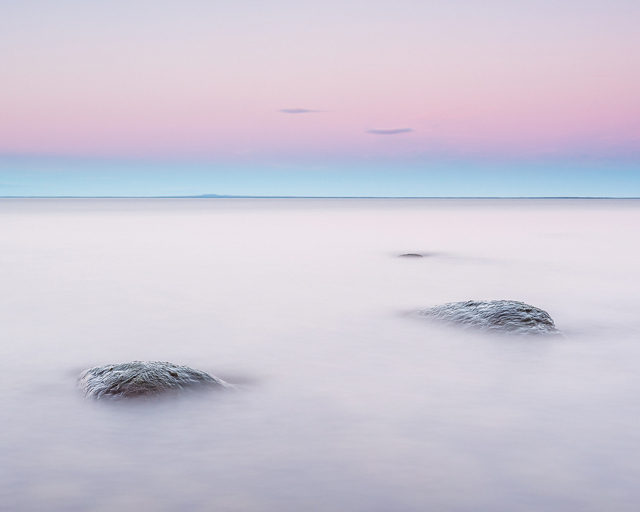 Hjortens udde, Vänern. Foto: Mikael Svensson