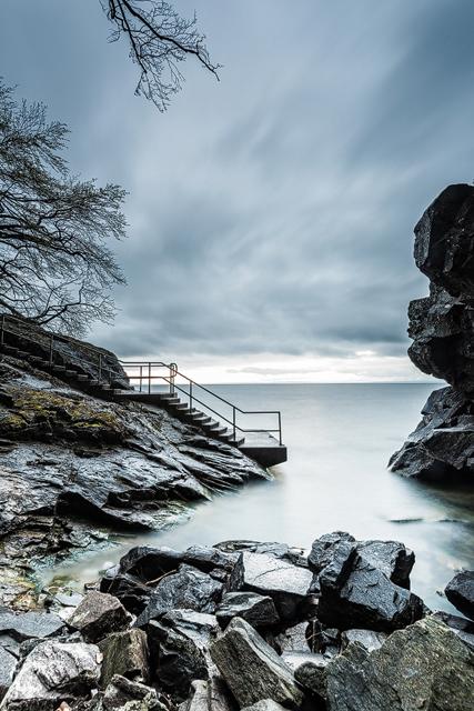 Stocklycke, Vättern. Foto: Mikael Svensson