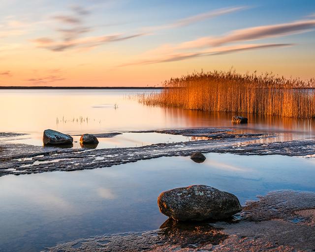 Nordkroken, Vänern. Foto: Mikael Svensson