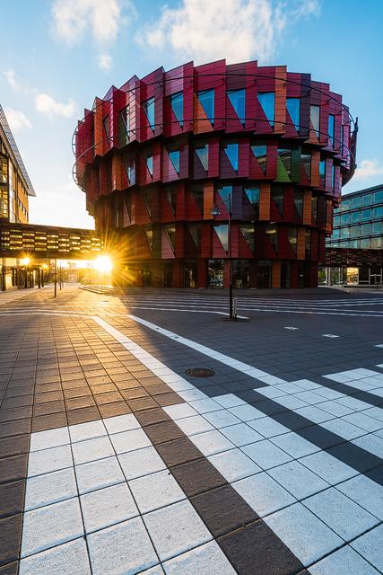Kuggen, Lindholmen, Göteborg. Foto: Mikael Svensson