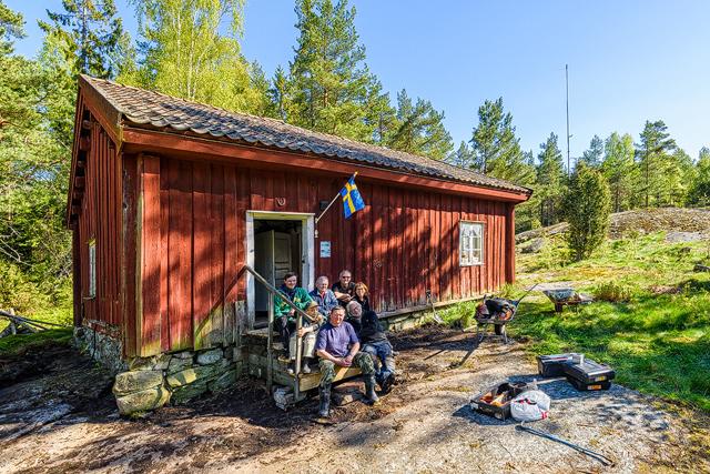 Bärön, Millesviks skärgård